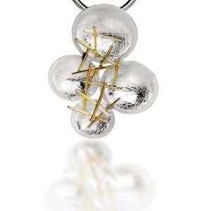 Kathleen medium pendant by Jill Graham