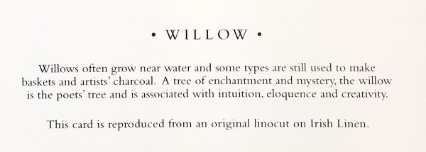 Willow text