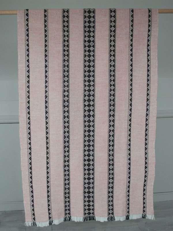Lunula Wrap Wool Scarf by Nicola Gates