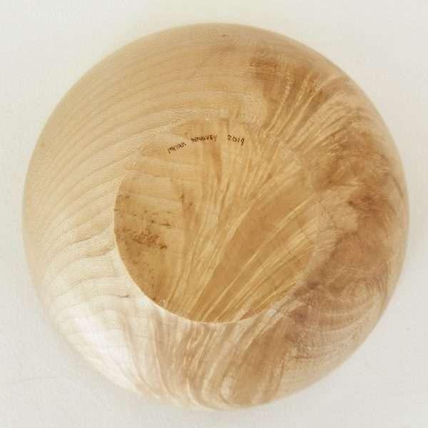 Bottom of Ash bowl