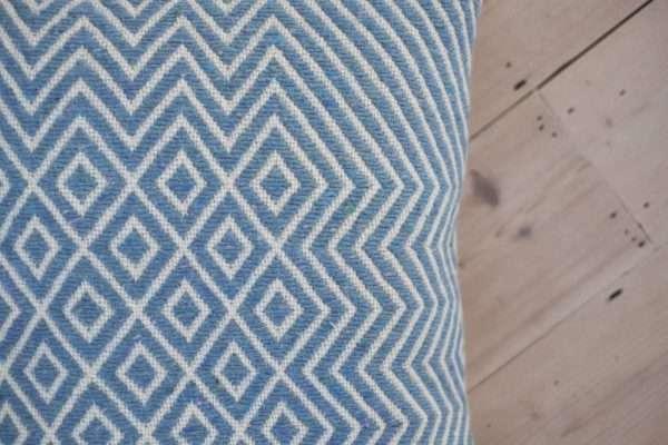 Newgrange wool cushion by Nicola Gates