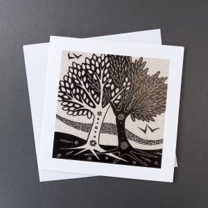 Marriage Trees Card