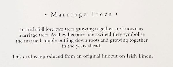 Marriage Trees text
