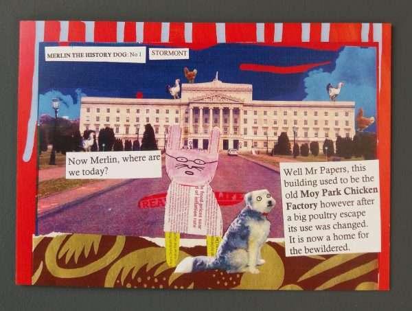 Mr Paper's Card