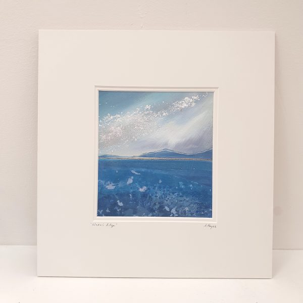 Waters Edge Textile Picture
