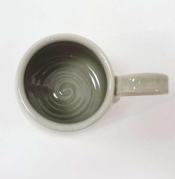 Alison Harvey hand thrown espresso cup