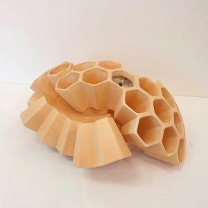 Honeycomb Sculpture by Tracey Johnston