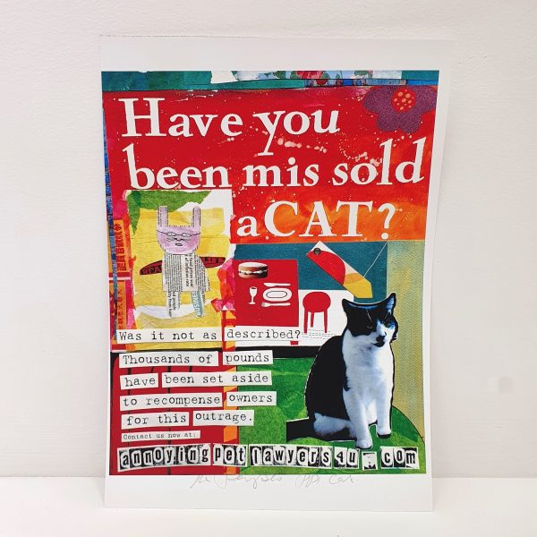 Mr Papers PPI Cat A4 Print