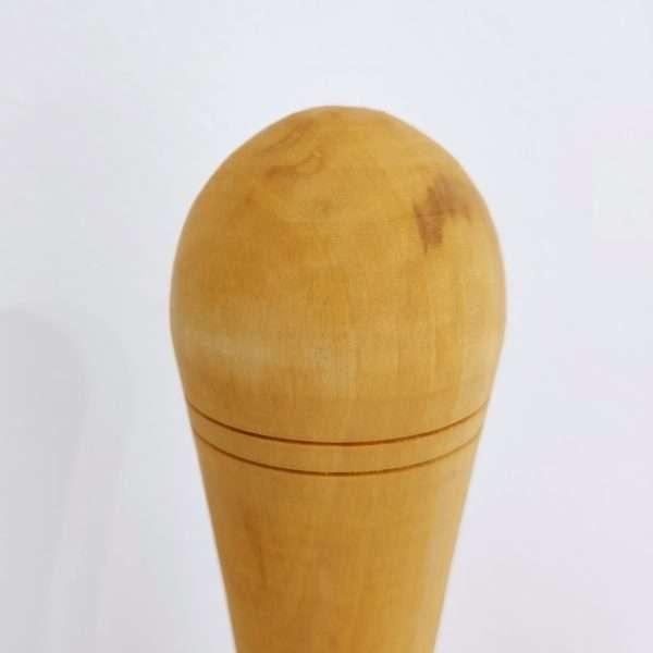 Wooden Potato Masher Handle