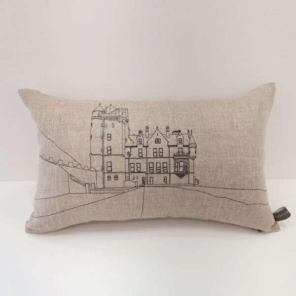Long Belfast Castle Cushion