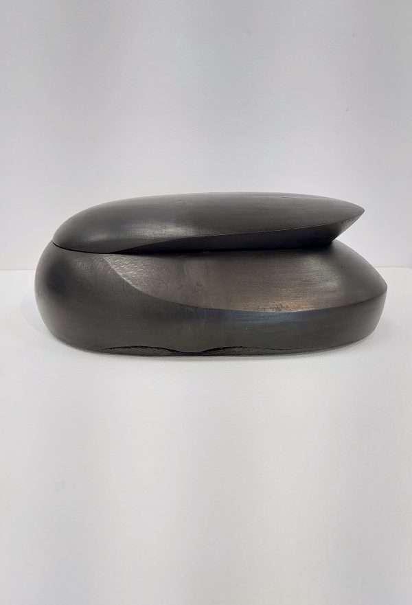 Ebonised ash box